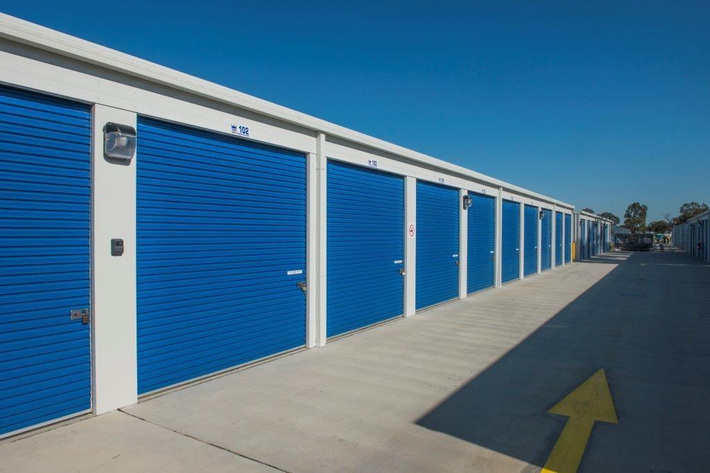 temporary storage unit