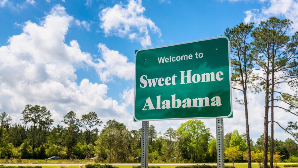 Moving to Alabama