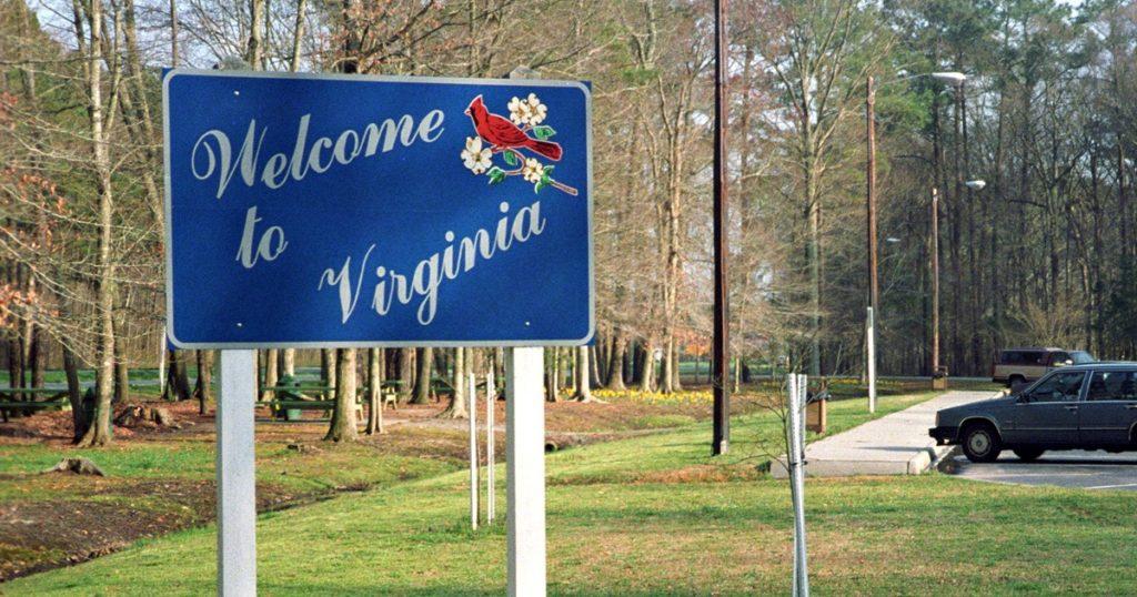move to Virginia
