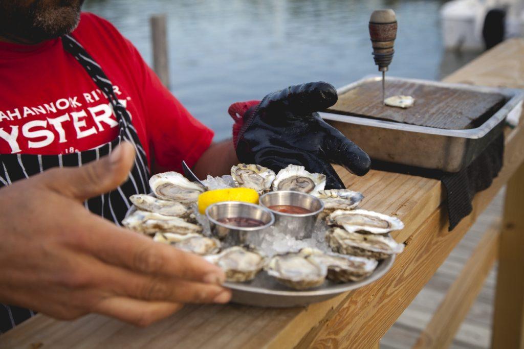 Virginia oyster