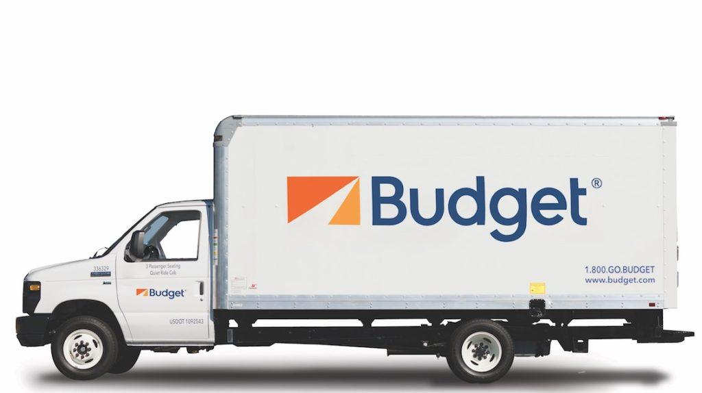 budget truck rental cost