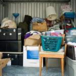 living inside storage