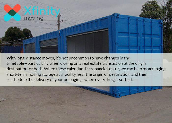 temporary storage solution