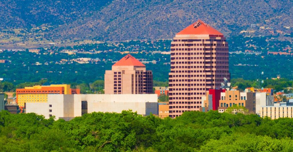 Moving to Albuquerque