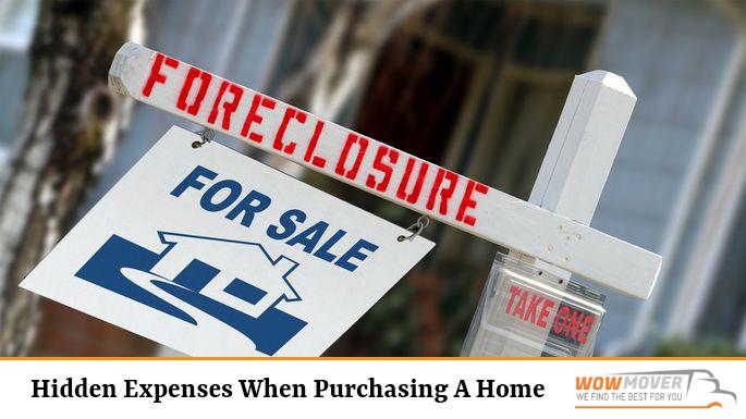 Hidden Expenses When Purchasing A Home