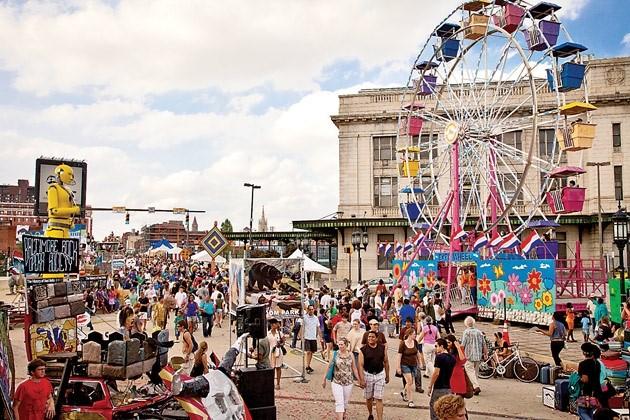 Baltimore festival